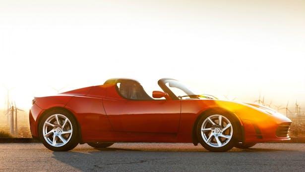 Neuer Elektro-Roadster von Tesla soll 2019 auf den Markt kommen