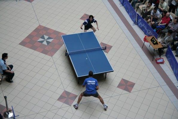 Was Tischtennis über Startups aussagen kann? Offenbar eine ganze Menge. #FLICKR#