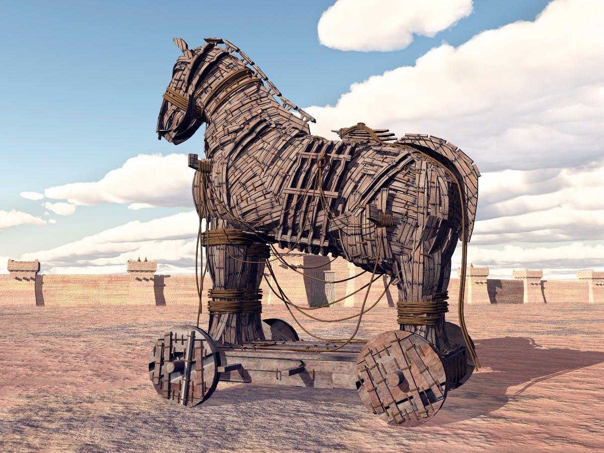 Trojanisches Pferd: Das Smart Home wird Wirklichkeit  – anders als man denkt [Kolumne]