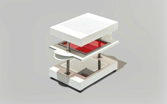 Schneller und einfacher als 3D-Drucker: Dieser Vakuumformer rockt auf Kickstarter