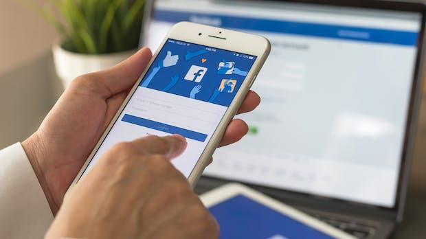 Facebook lässt mehr Werbung in Suchergebnissen zu