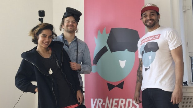 """""""HTC Vive ist die Cutting-Edge-Plattform für Virtual Reality"""" – Zu Besuch bei den VR-Nerds in Hamburg"""