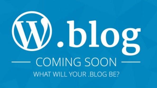 Wordpress will noch dieses Jahr .blog-Domains verkaufen. (Bild: Automattic)