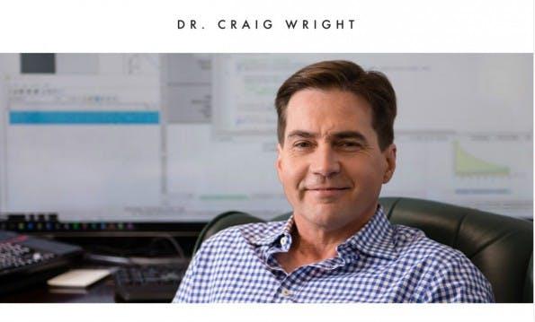 Der australische Computerwissenschaftler und Unternehmer Craig Wright ist angeblich der Bitcoin-Erfinder. (Screenshot: drcraigwright.net)