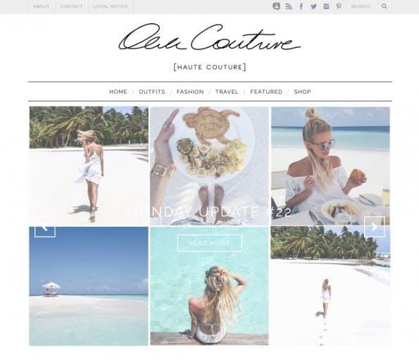 (Screenshot: Ohh Couture)