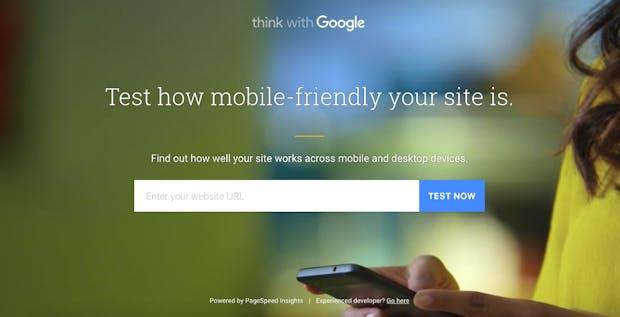 """""""Test my site"""": Neuer Service zum Testen deiner Website"""