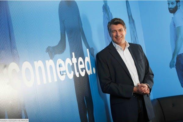 Mark Powell kündigt Bluetooth 5 an. (Foto: SIG)