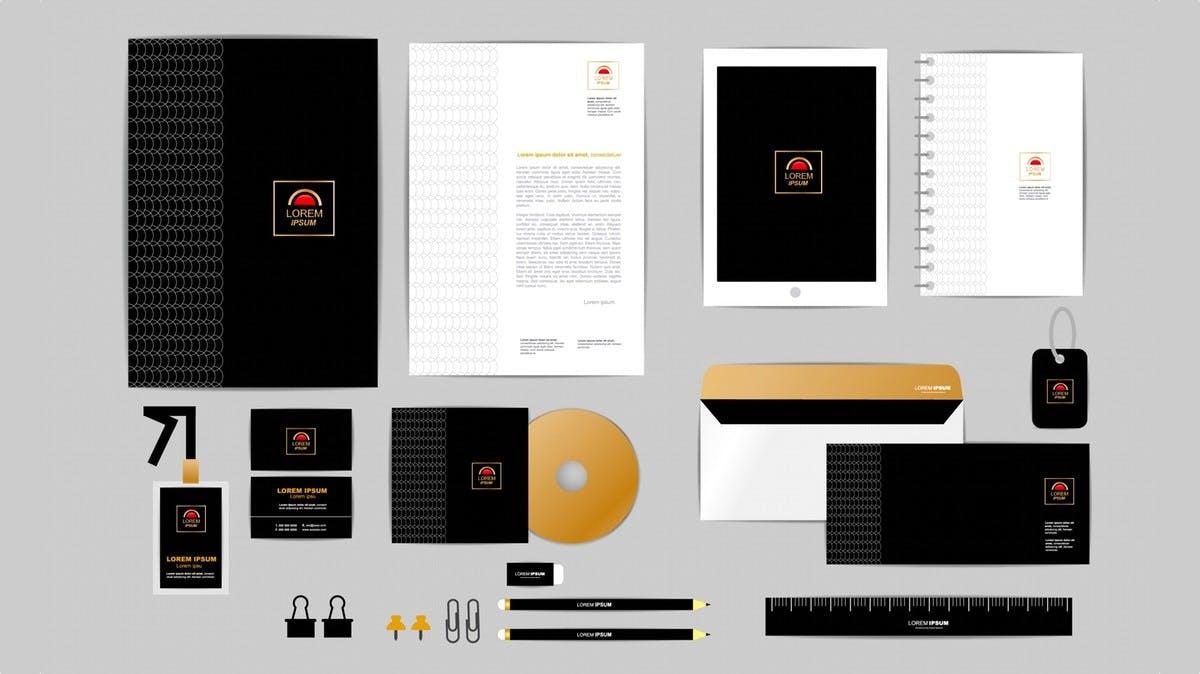 Corporate Design: So setzen Gründer und Startups ihr Logo und Co. in Szene