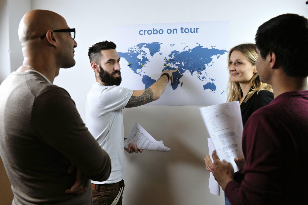Crobo: Warum Uber, Yelp und Twitter auf dieses Berliner Startup setzen