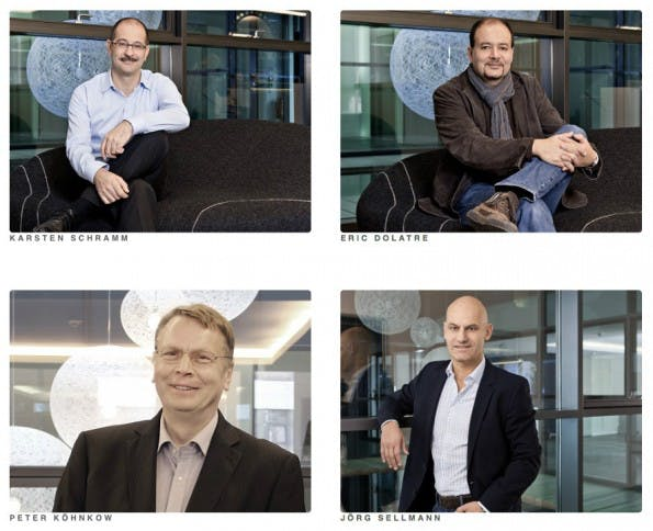 GMX-Gründer und Finanzchef wollen mit Brabbler durchstarten. (Screenshot: brabbler.ag)