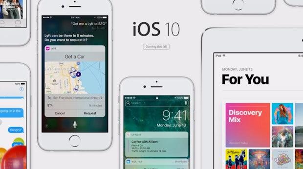 IOS 10 Apple Erlaubt Das Loschen Von System Apps Doch Nicht Update