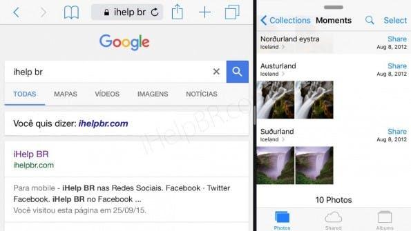 Bringt iOS 10 die Split-Screen-Funktion aufs iPhone? (Bild: ihelpbr)