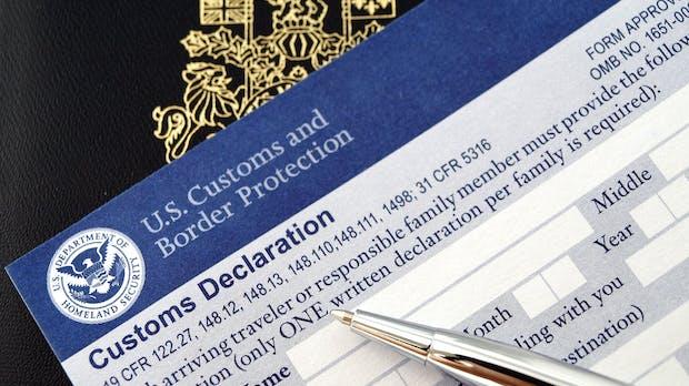 US-Grenzschutz fragt ab sofort Social-Media-Profile vor der Einreise ab