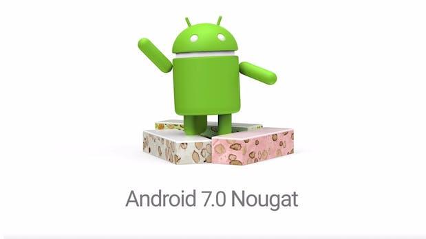 Android 7.0 Nougat bringt besseren Schutz vor Ransomware