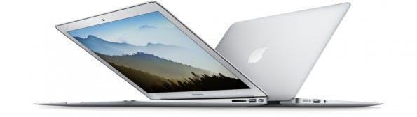 Zeit für ein Upgrade: Das MacBook Air wurde zuletzt im März letzten Jahres aktualisiert. (Bild: Apple)