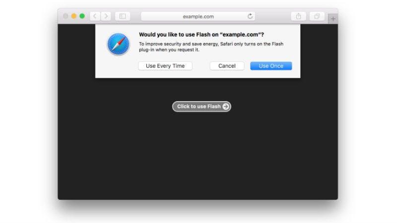 Aus für Plugins in Safari: Jetzt dreht auch Apple Flash ab
