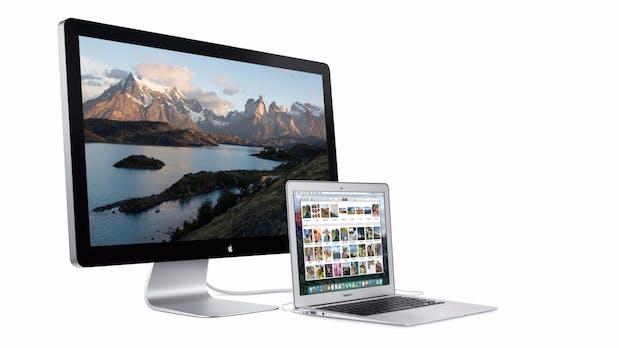 Für MacBook Pro und Co.: Apple arbeitet an 5K-Thunderbolt-Display mit integrierter Grafikeinheit