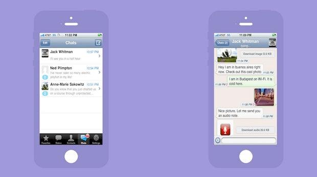 Von Instagram bis Whatsapp: So haben sich einige der bekanntesten Apps über die Jahre verändert