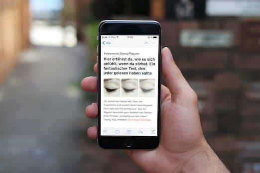 Unglaubliche Klickraten: Warum der Blendle-Newsletter so erfolgreich ist