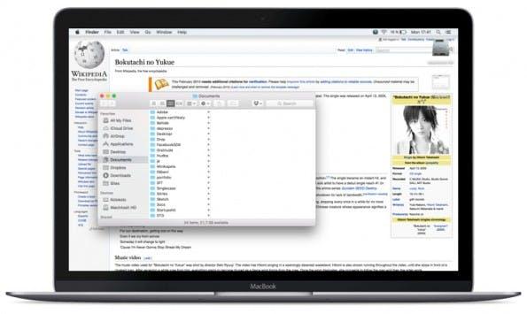 Desktopr macht eure Lieblingswebseiten zu eurem Desktop-Hintergrund. (Grafik: Desktopr)