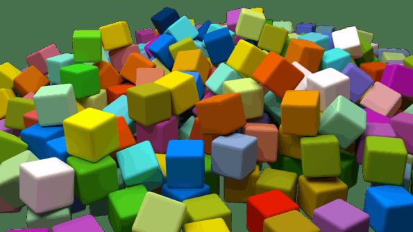 Flexbox: weit weniger unsortiert. (Foto: Pixabay)