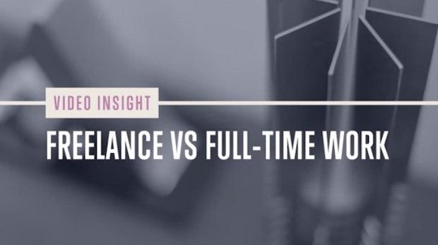 Freelance vs. Full-Time: Designer spricht über die Vor- und Nachteile