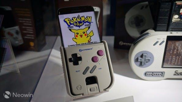 Hiperskin Smartboy: Game-Boy-Spiele im Smartphone zocken. (Foto: neowin)