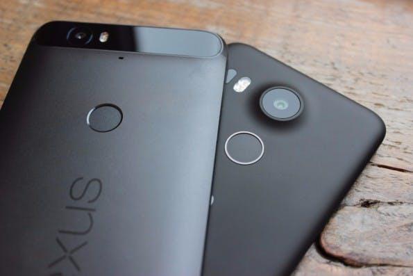Nexus 6P und 5X sollen zuerst Android 7.0 erhalten. (Foto: t3n)
