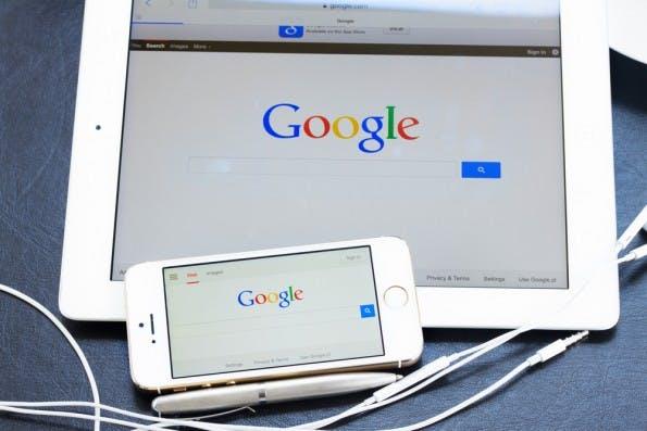 Google hat Rankbrain auf die komplette Suche ausgeweitet. (Foto: Neirfy / Shutterstock.com)