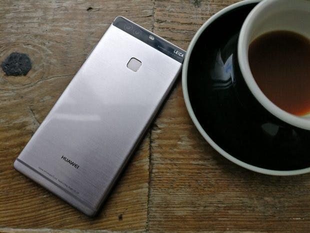 Das Huawei P9 Plus. (Foto: t3n)
