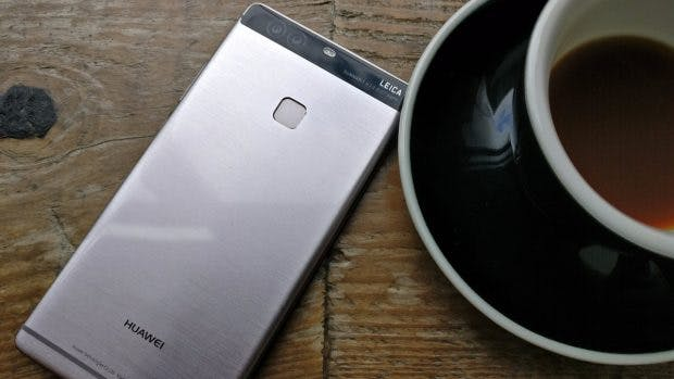 Ob das Huawei P10 (Plus) sich optisch stark vom Huawei P9 (auf dem Foto ist das Plus zu sehen) unterscheiden wird? (Foto: t3n)