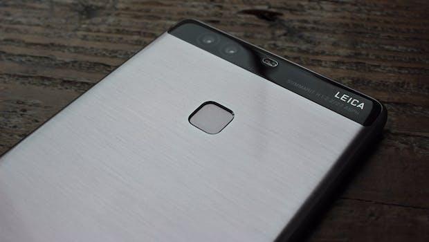Der Fingerabdrucksensor des Huawei P9 Plus funktioniert zuverlässig und schnell. (Foto: t3n)