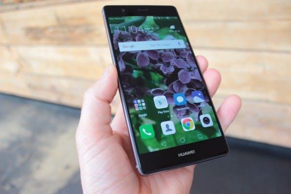 Huawei P9 Plus. (Foto: t3n)