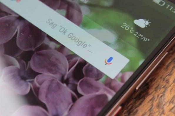 """Das Display des Huawei P9 Plus besitzt""""nur Full-HD-Auflösung. (Foto: t3n)"""