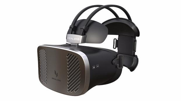 Idealens K2: Das VR-Headset, das ohne Smartphone und Computer funktioniert