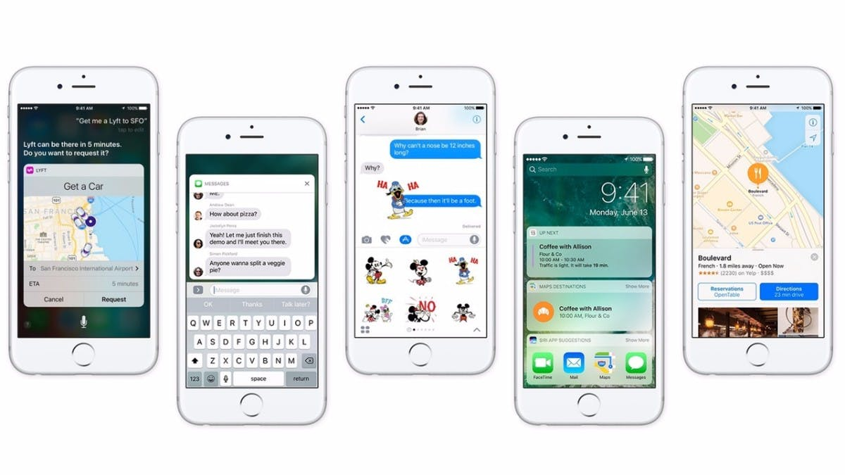 """Daten sammeln, ohne Daten zu sammeln: Apples Sicherheitslösung """"Differential Privacy"""" erklärt"""
