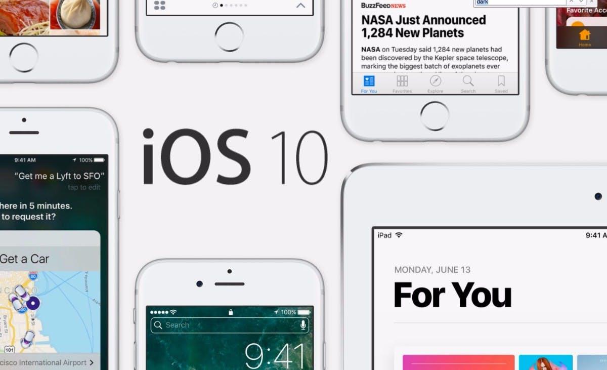 iOS 10: 10 Funktionen, auf die wir uns freuen können