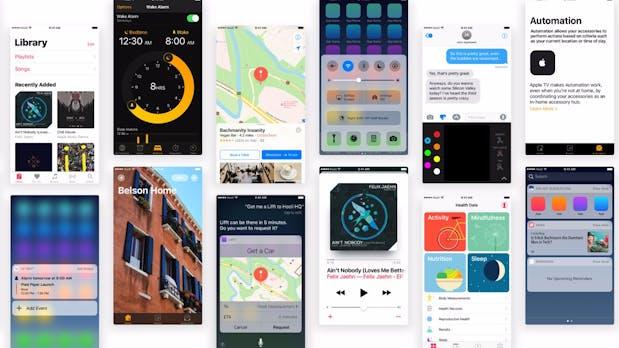 Dieses quelloffene UI-Kit enthält alles, was du für iOS 10 brauchst
