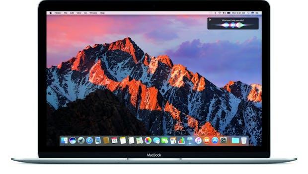 macOS Sierra wird mit Siri an Bord ausgeliefert. (Bild: Apple)