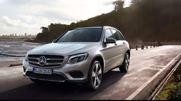 Mercedes baut Elektro-SUV als Antwort auf Tesla Model X
