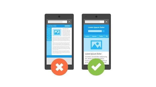 """Deine Website soll """"mobile friendly"""" sein? Dann aber bitte richtig!"""