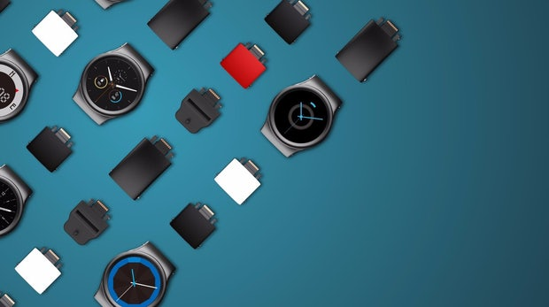 Die erste modulare Smartwatch ist da: Das erwartet Blocks-Käufer