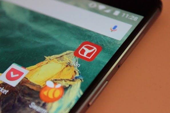 Das AMOLED-Display des Oneplus 3 wurde von Samsung gefertigt. (Foto: t3n)