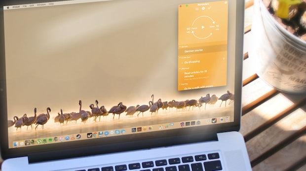 To-do-Liste, Timer und mehr: Proud für den Mac im Kurztest