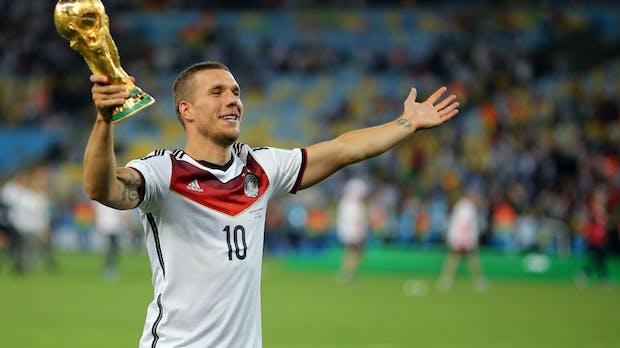 Lernen von Lukas Podolski: Warum ein Low Performer goldwert für das Team sein kann