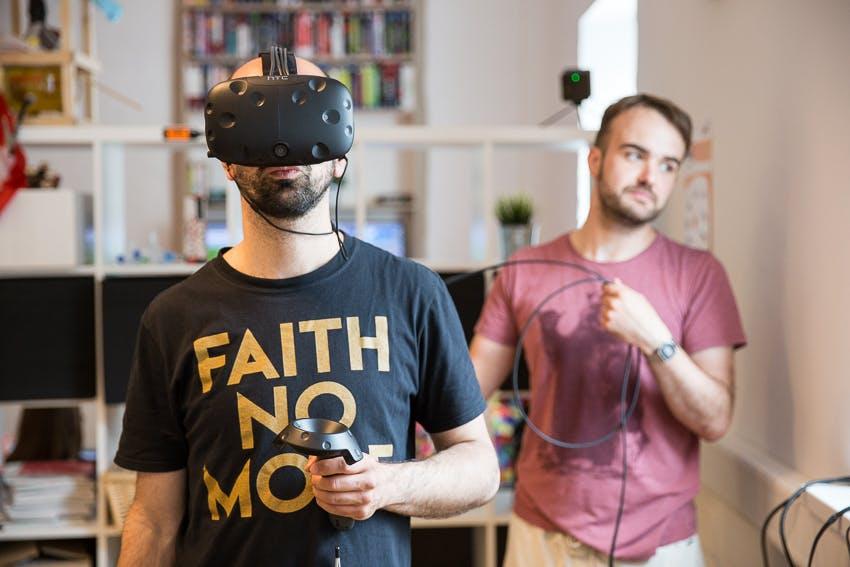 Echte Virtual Reality ohne Kabelsalat: Funktioniert schon heute – aber wie gut?
