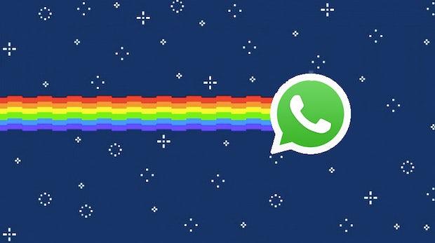 Whatsapp plant GIF-Support – na endlich!