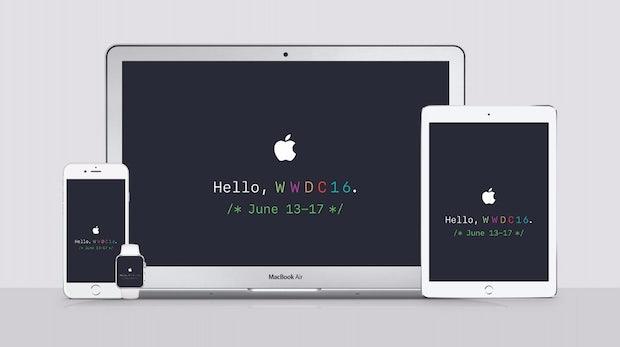 WWDC-2016-Preview: Das wird Apple am nächsten Montag ankündigen