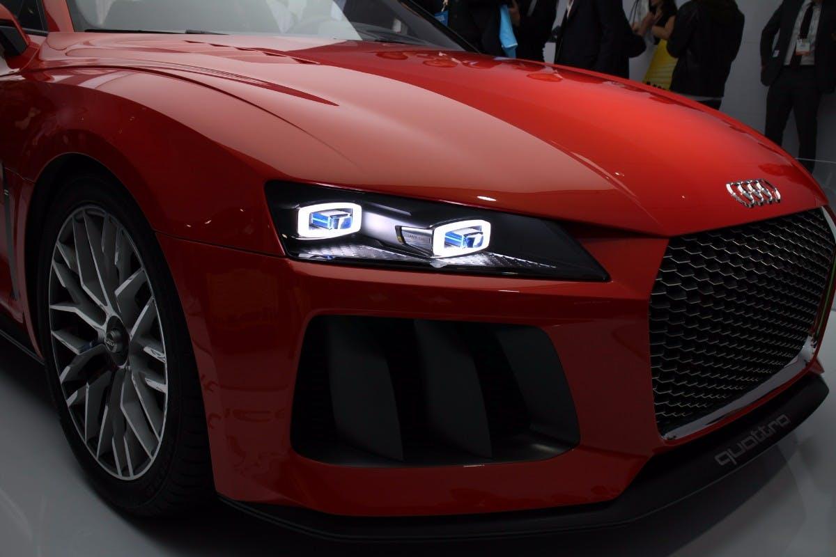 Volle Kraft Elektroautos: Audi plant radikalen Digital-Umbau