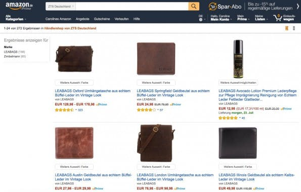 Leabags (Screenshot: Amazon)